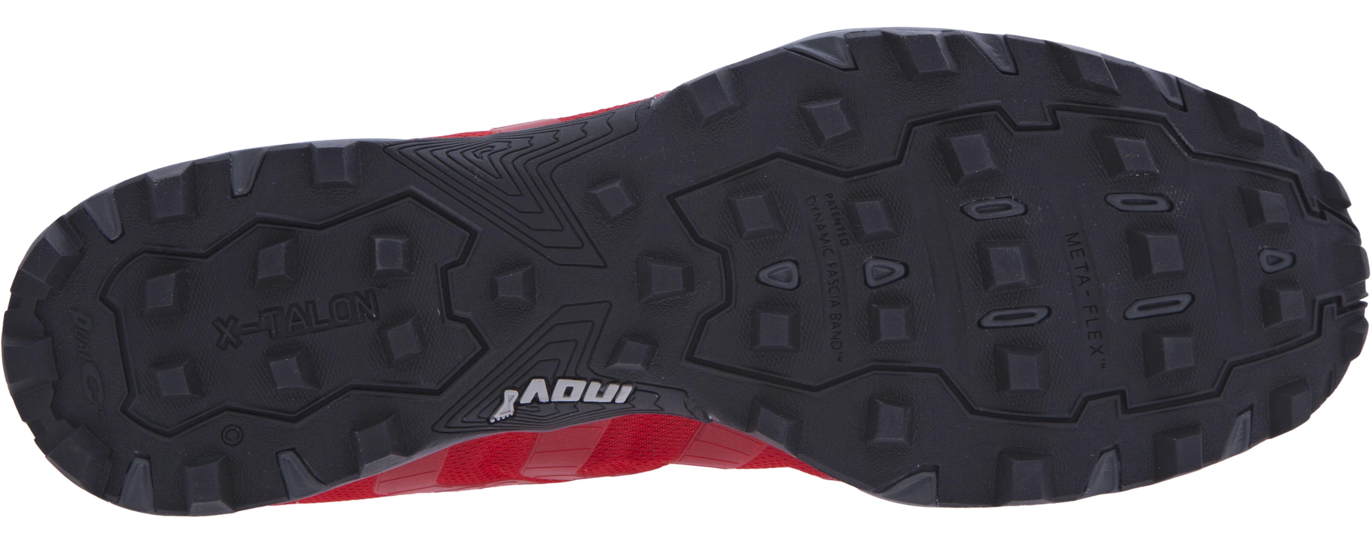 inov-8 X-Talon 225 Unisex Red Black Grey - addnature.com 33d2f9327acc1